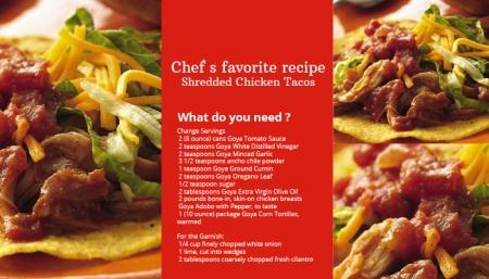 Social marketing on Facebook for restaurants - post chef's recipes