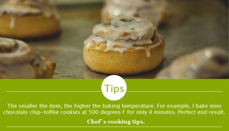 Marketing with Facebook for restaurants - post cooking tips