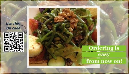 Facebook for restaurants guide - describe your extras services