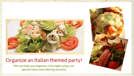 Facebook page tips for restuarants - post party ideas